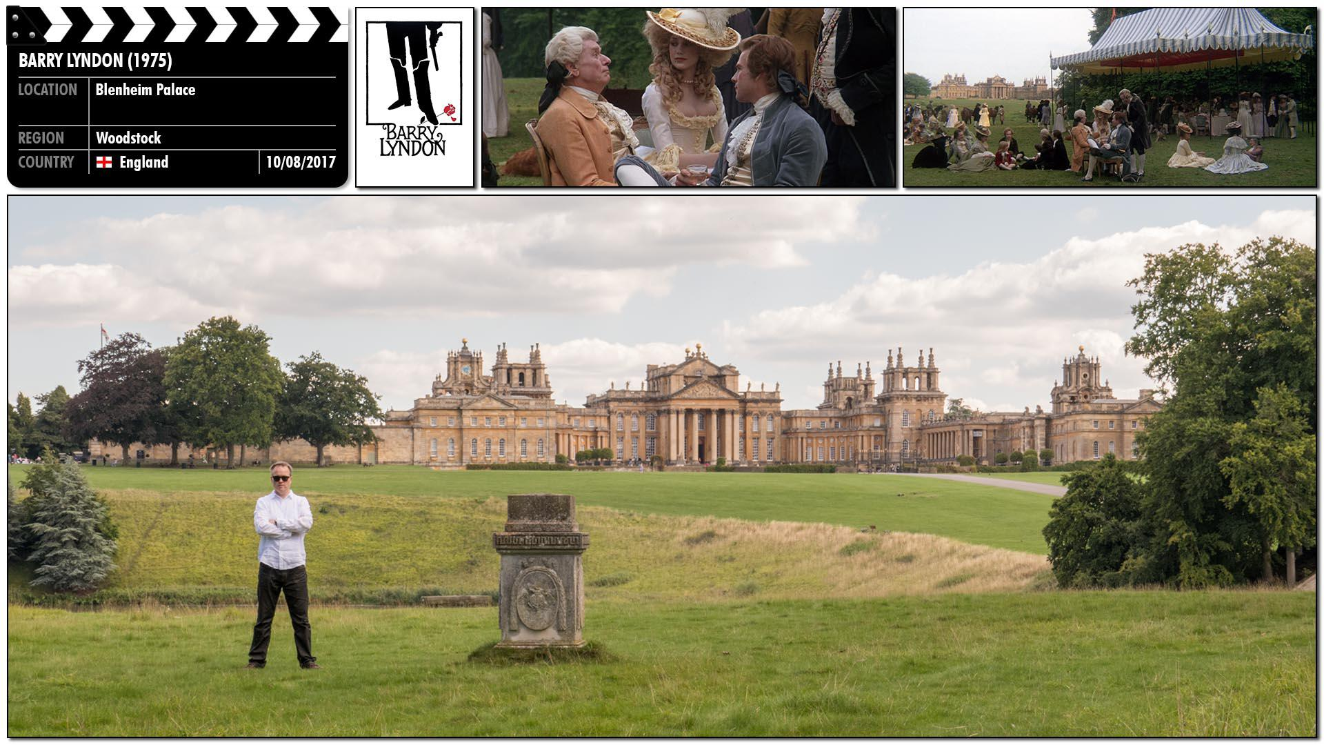 Filming location photo for Barry Lyndon (1975) 2 of 15