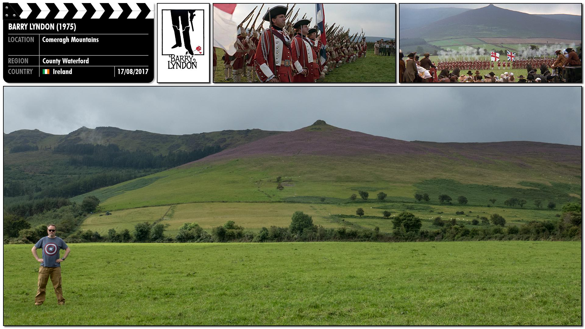 Filming location photo for Barry Lyndon (1975) 12 of 15