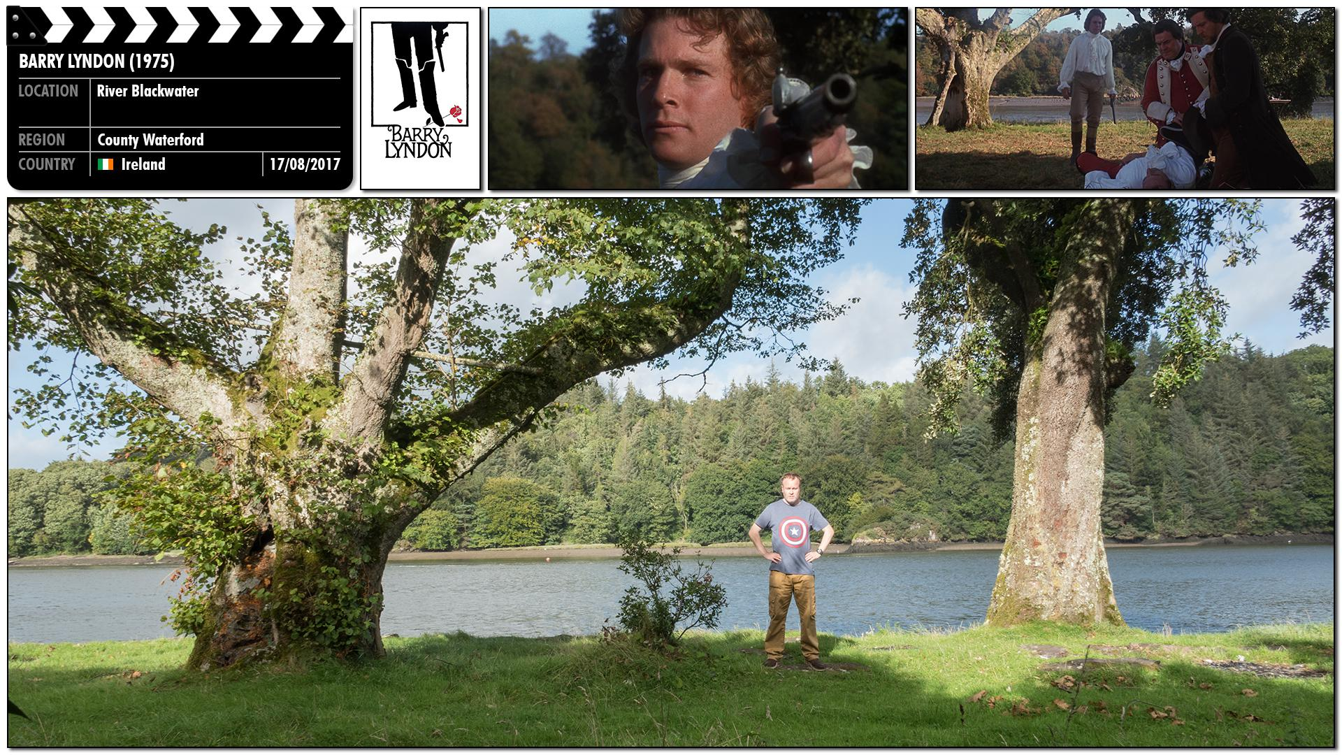 Filming location photo for Barry Lyndon (1975) 5 of 15