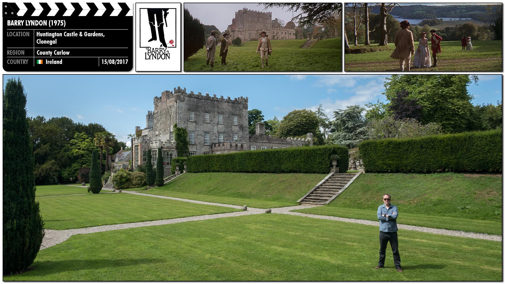 Filming location photo for Barry Lyndon (1975) 15 of 15