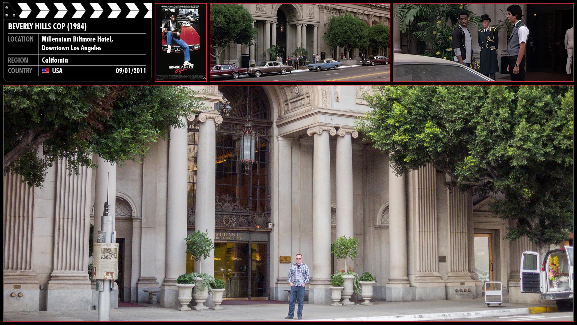 Filming location photo for Beverly Hills Cop (1984) 1 of 3