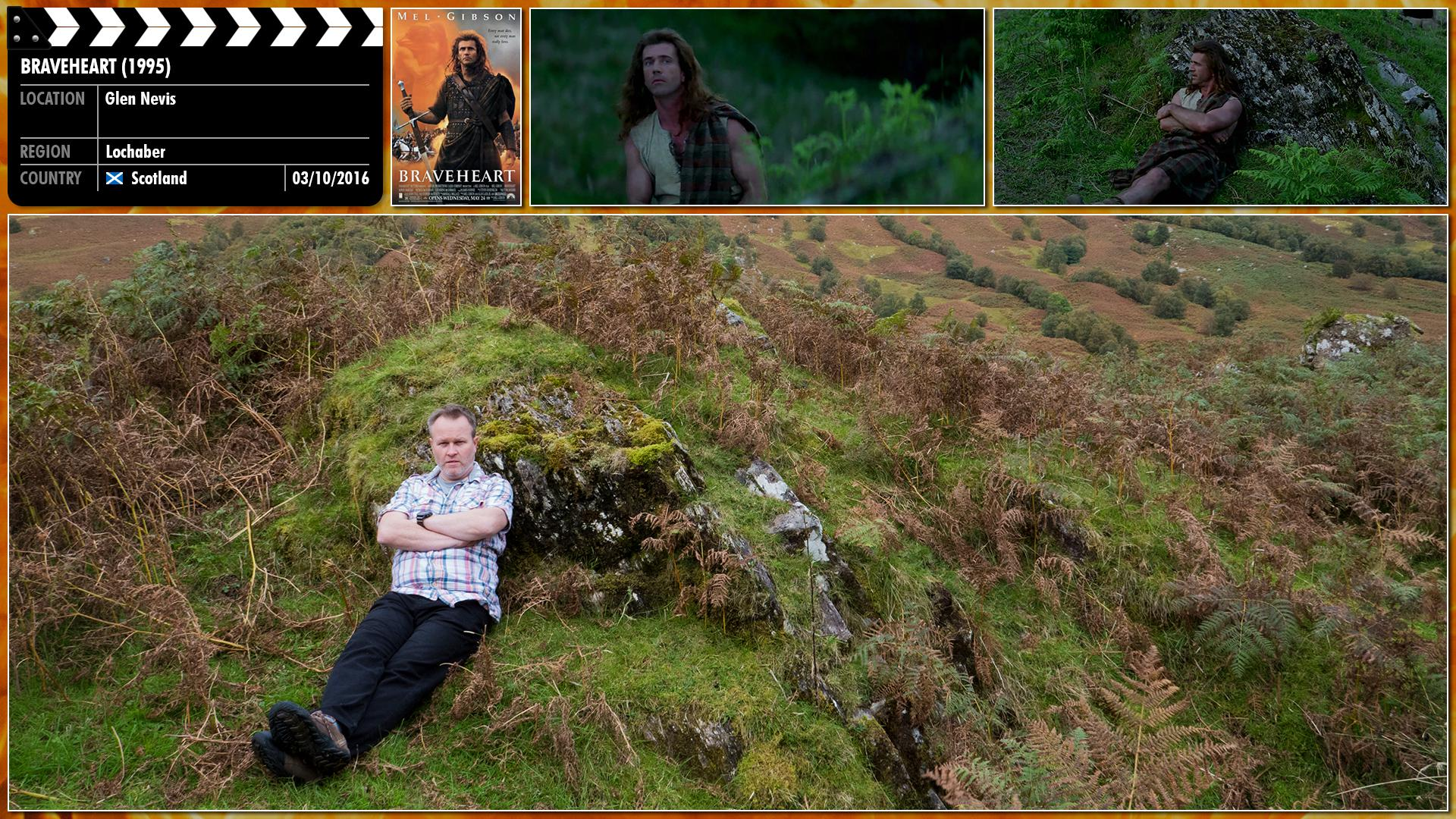 Filming location photo for Braveheart (1995) 9 of 9