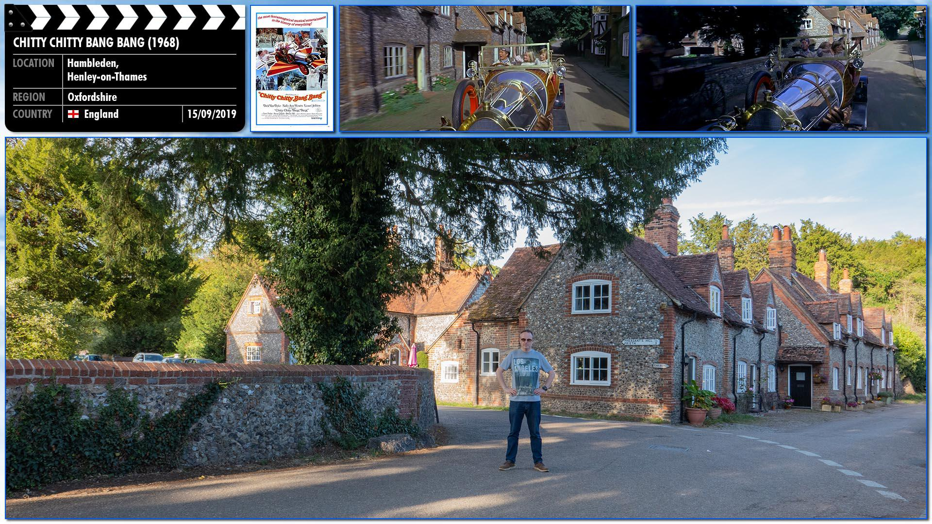 Filming location photo for Chitty Chitty Bang Bang (1968) 2 of 3