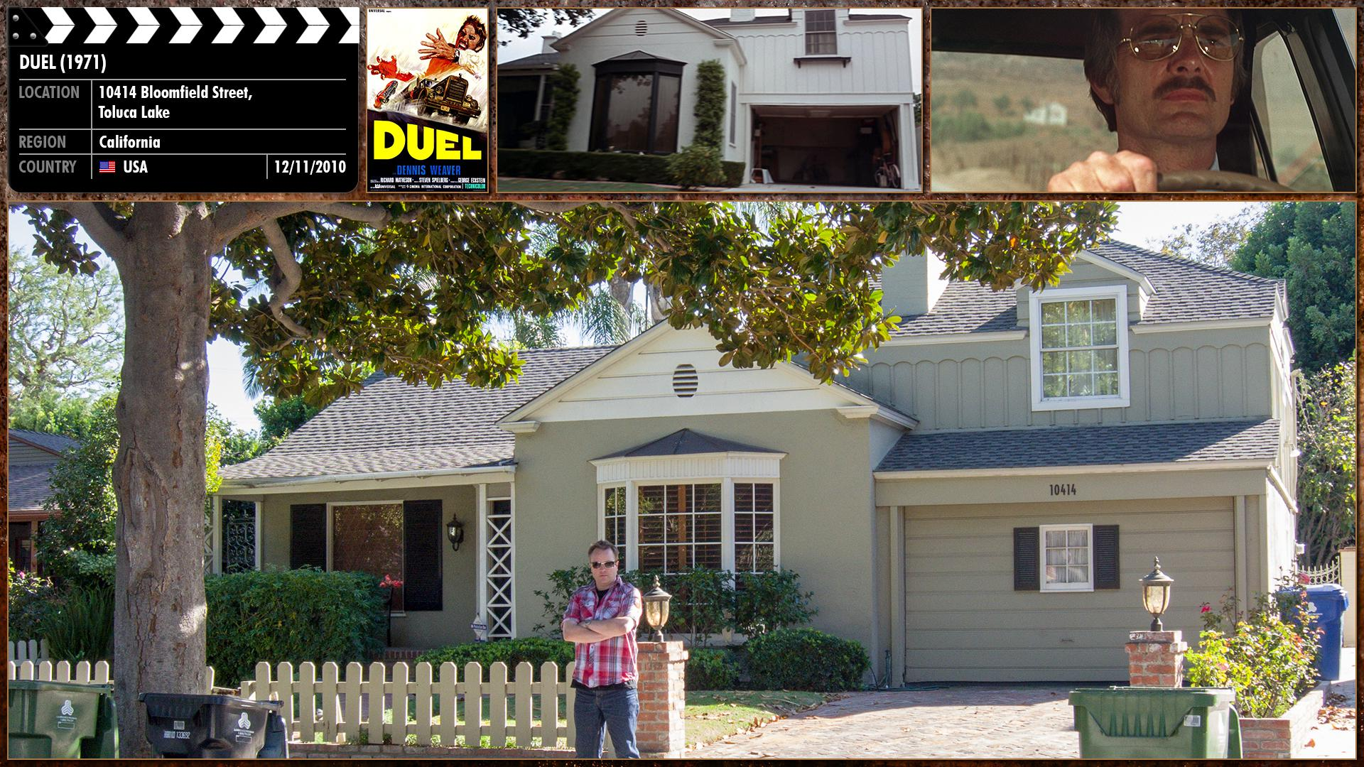 Filming location photo for Duel (1971) 3 of 5