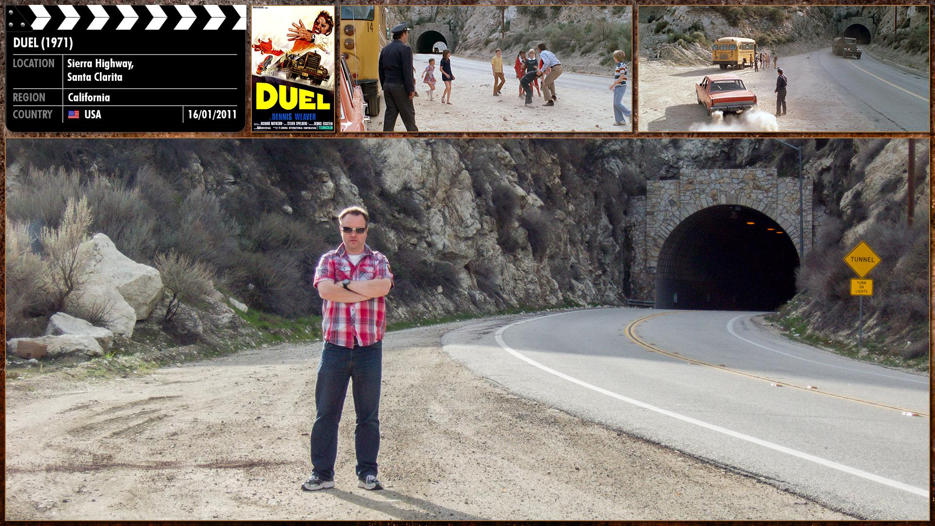 Filming location photo for Duel (1971) 5 of 5