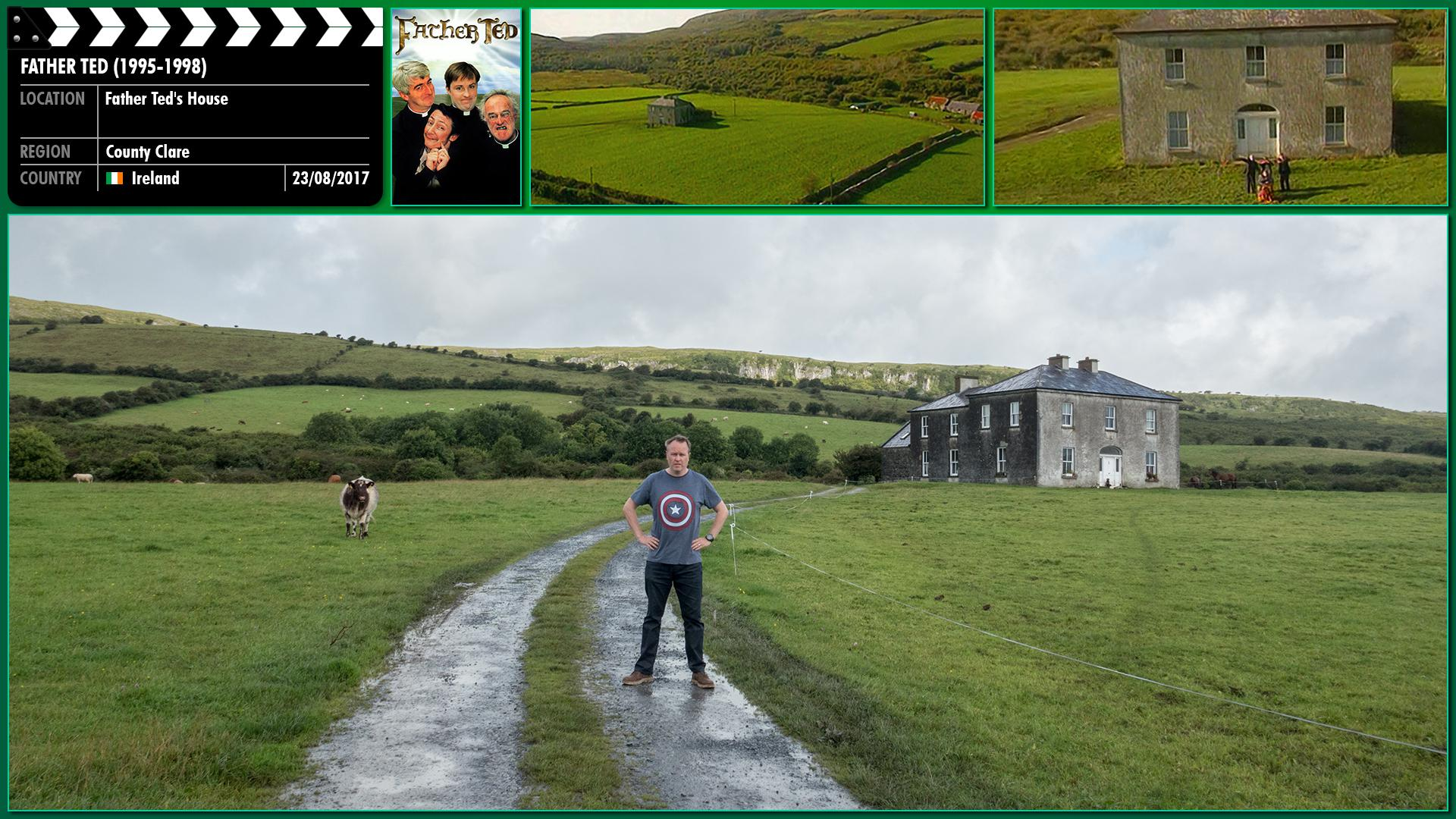 Filming location photo for Father Ted (1995) 1 of 1