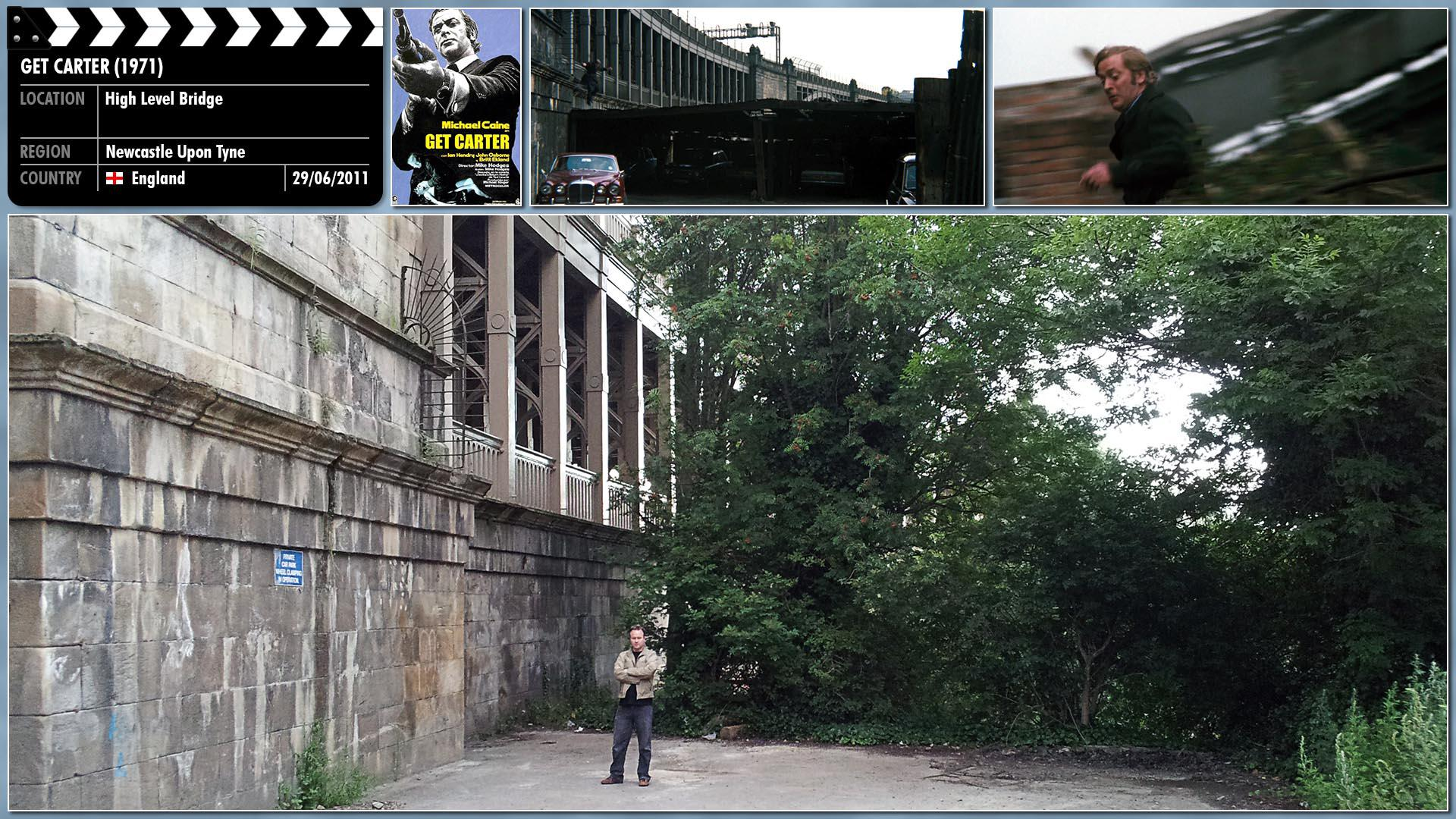 Filming location photo for Get Carter (1971) 6 of 17