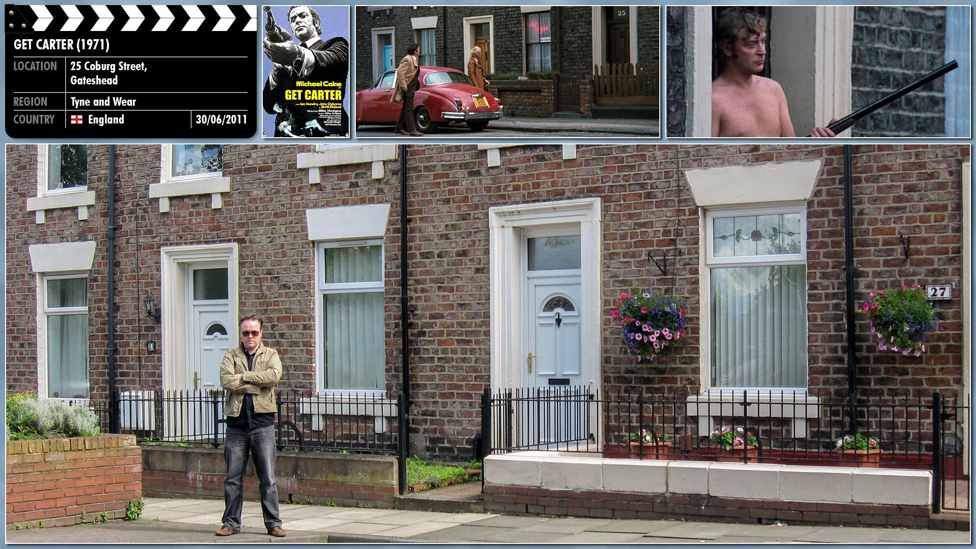 Filming location photo for Get Carter (1971) 13 of 17