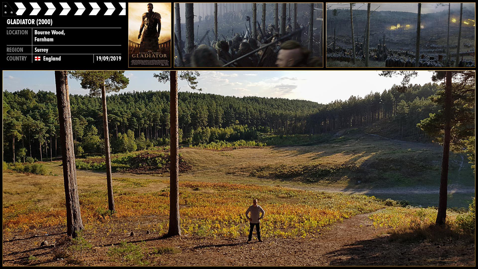 Filming location photo for Gladiator (2000) 2 of 7