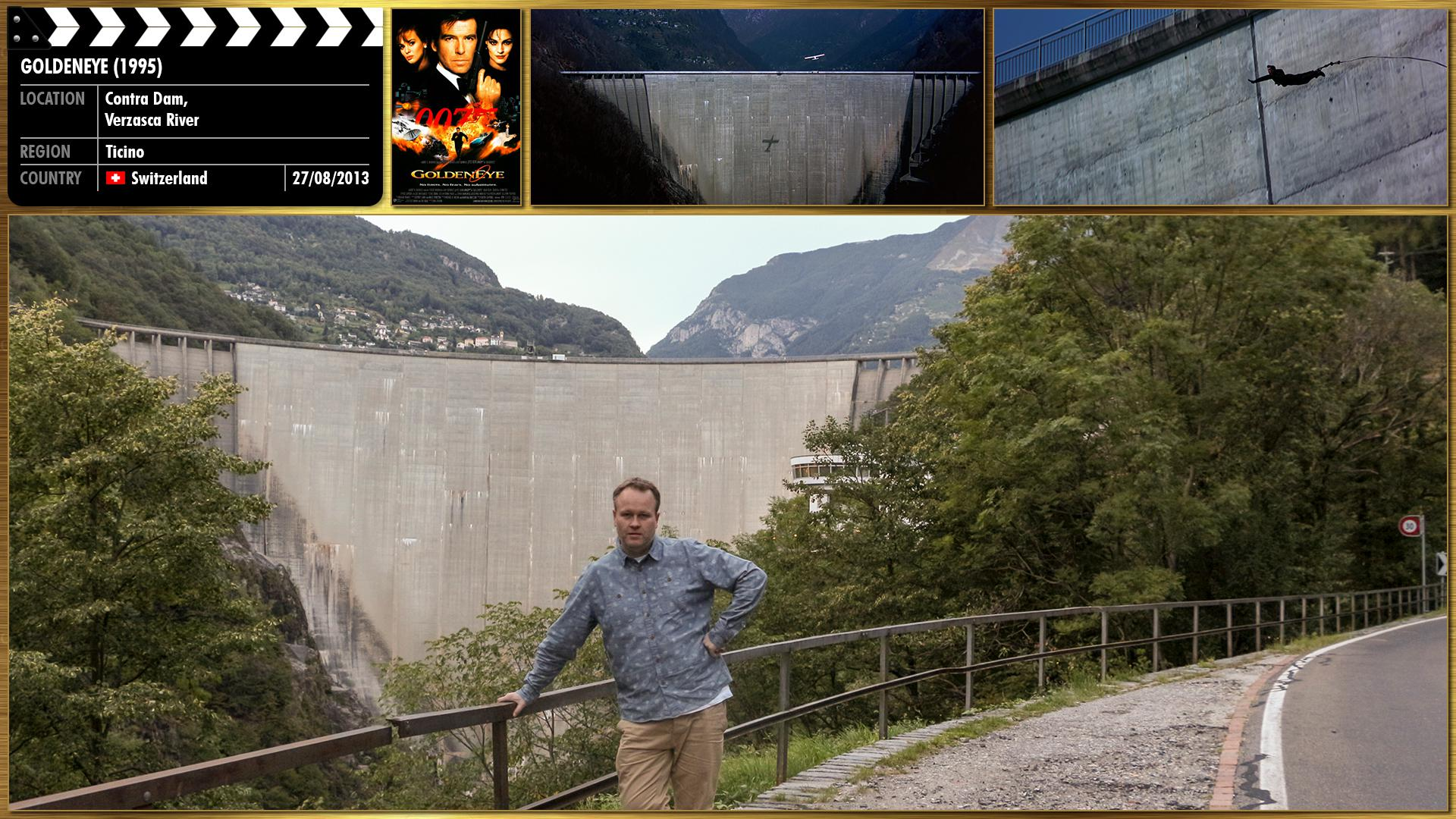 Filming location photo for GoldenEye (1995) 4 of 5