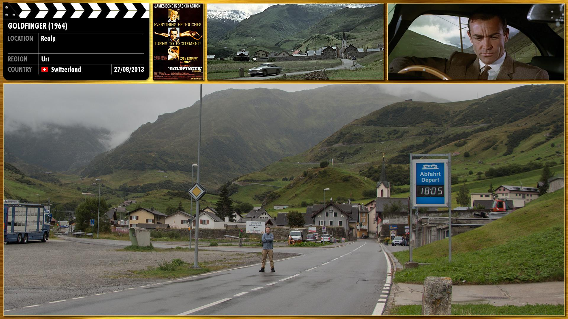 Filming location photo for Goldfinger (1964) 4 of 6