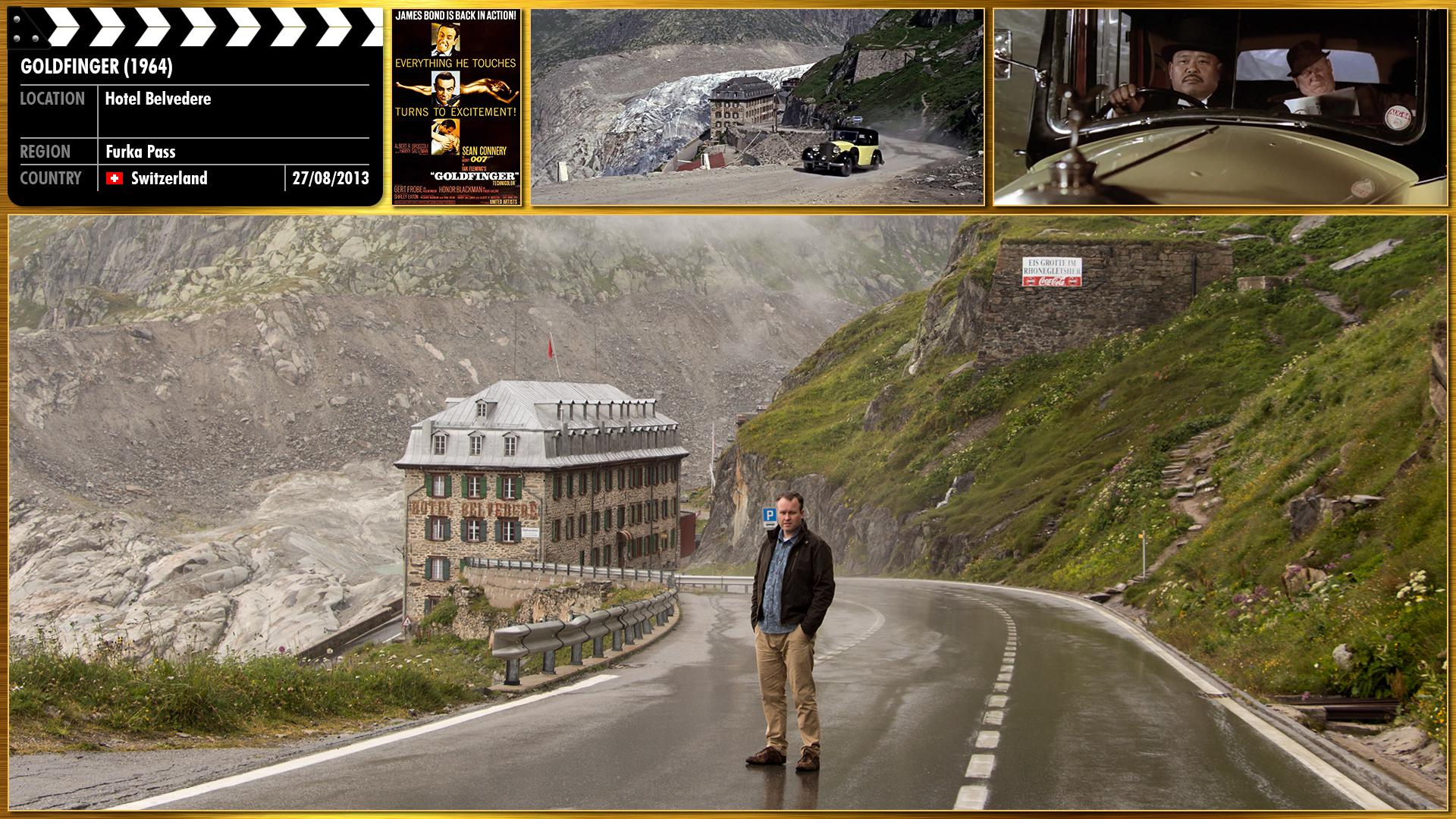 Filming location photo for Goldfinger (1964) 5 of 6