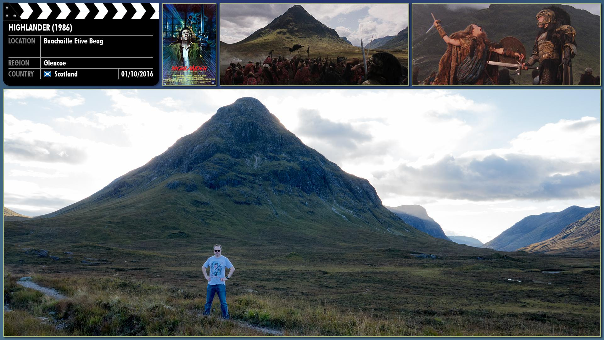 Filming location photo for Highlander (1986) 1 of 8