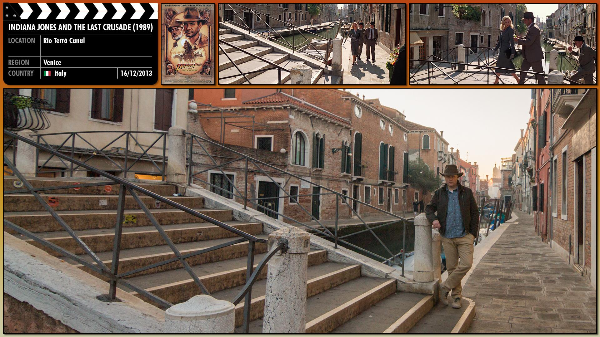 Filming location photo for Indiana Jones and the Last Crusade (1989) 5 of 9
