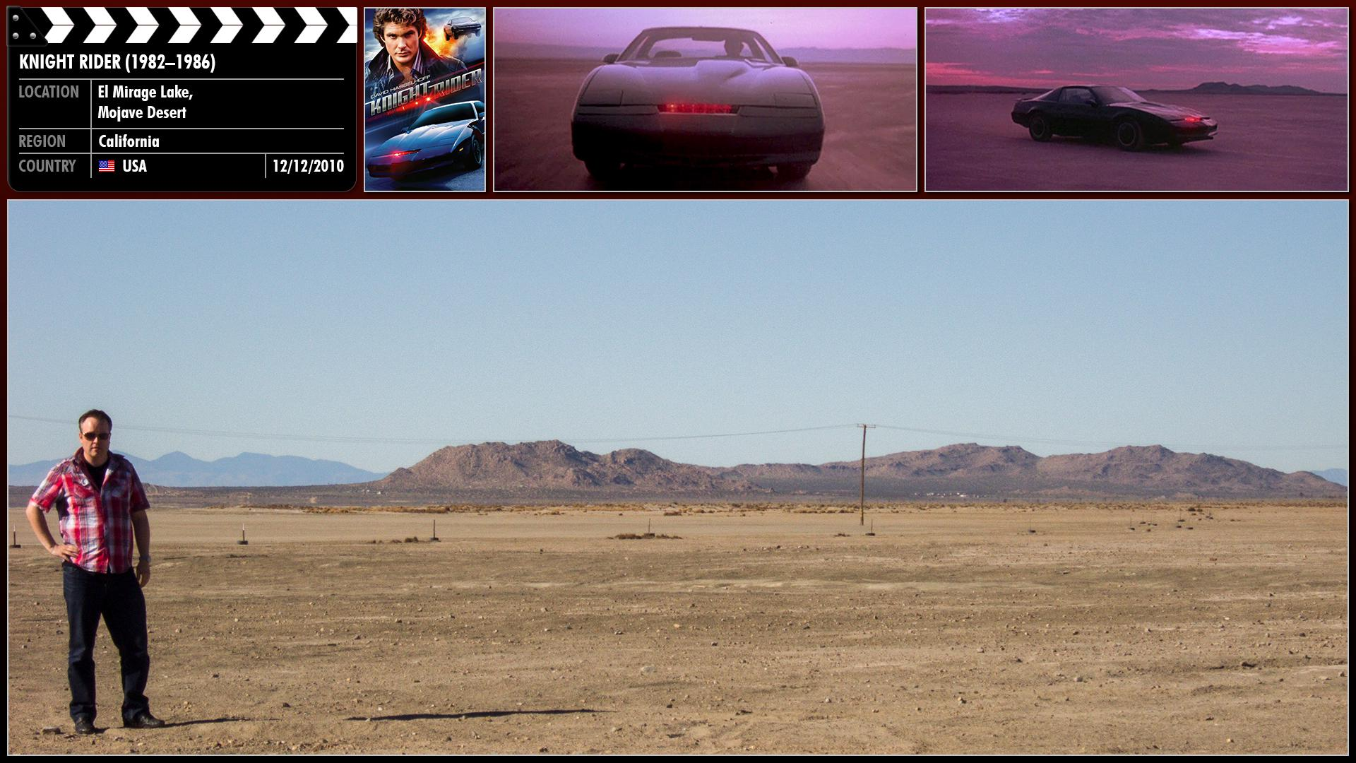 Filming location photo for Knight Rider (1982) 1 of 1