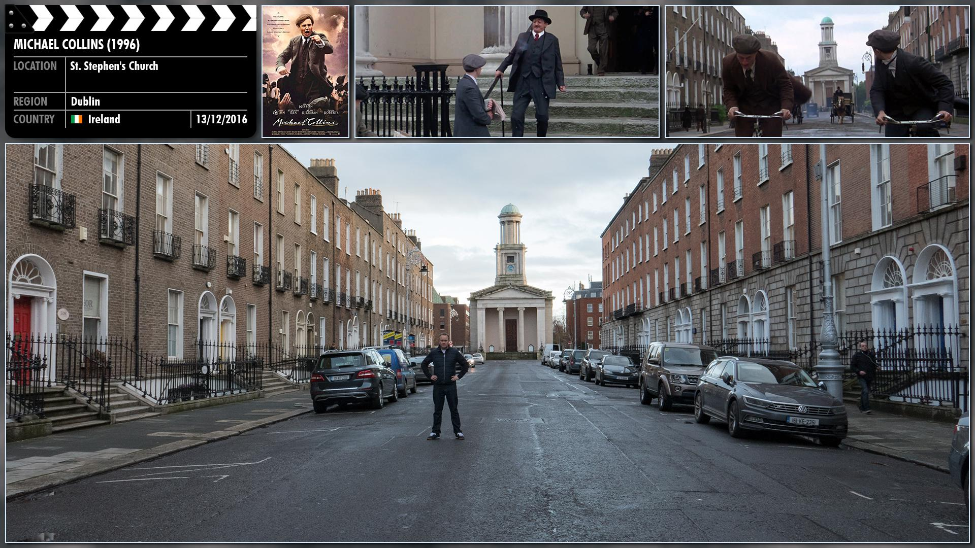 Filming location photo for Michael Collins (1996) 3 of 3