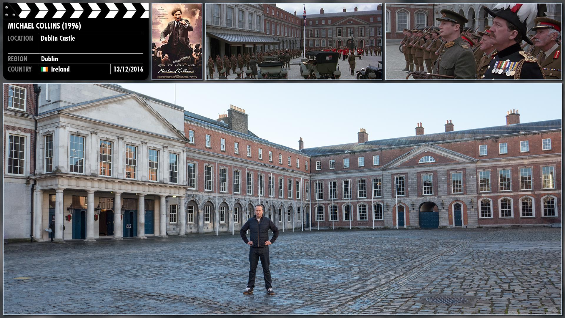 Filming location photo for Michael Collins (1996) 2 of 3