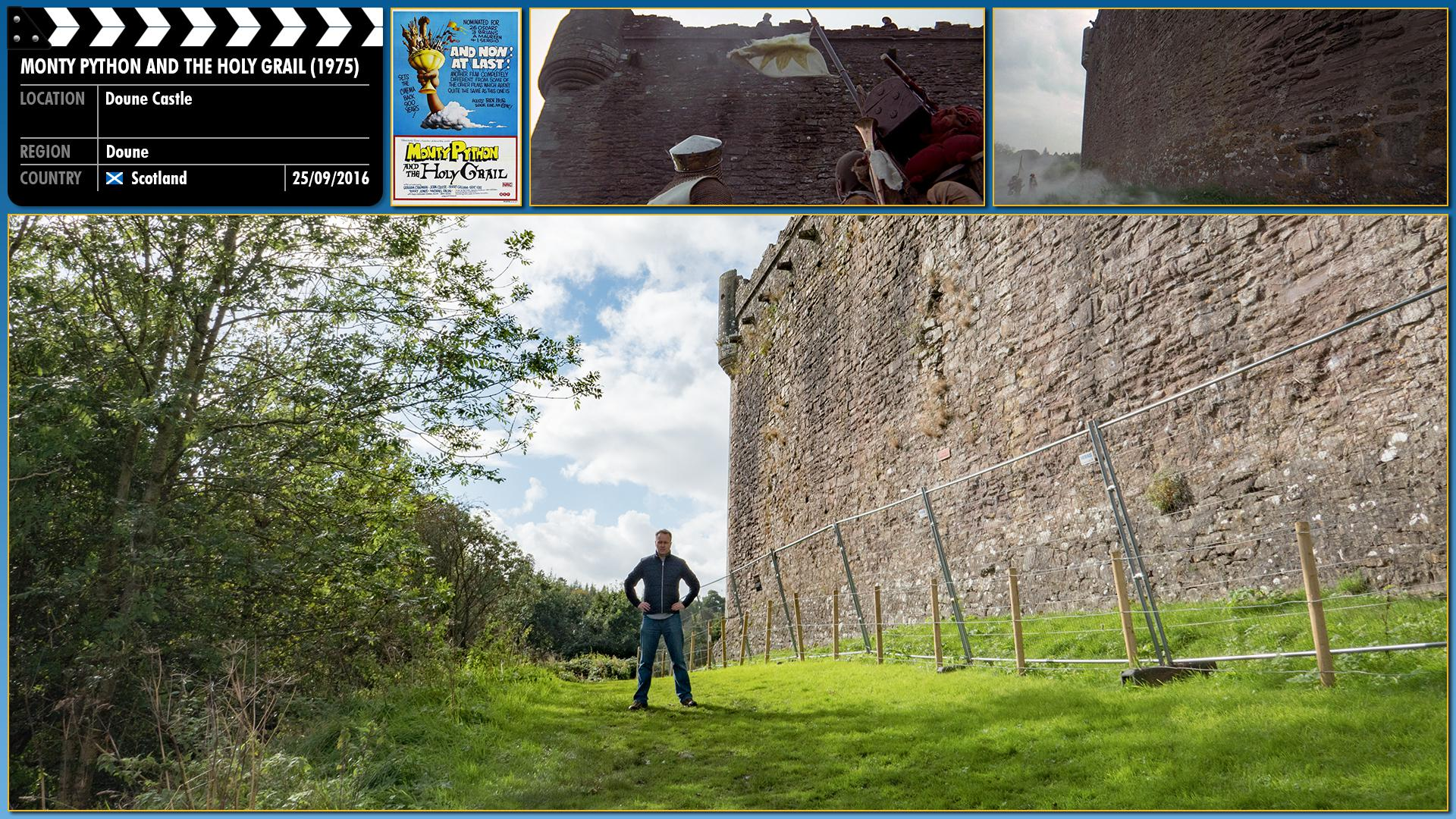 Filming location photo for Monty Python and the Holy Grail (1975) 4 of 7