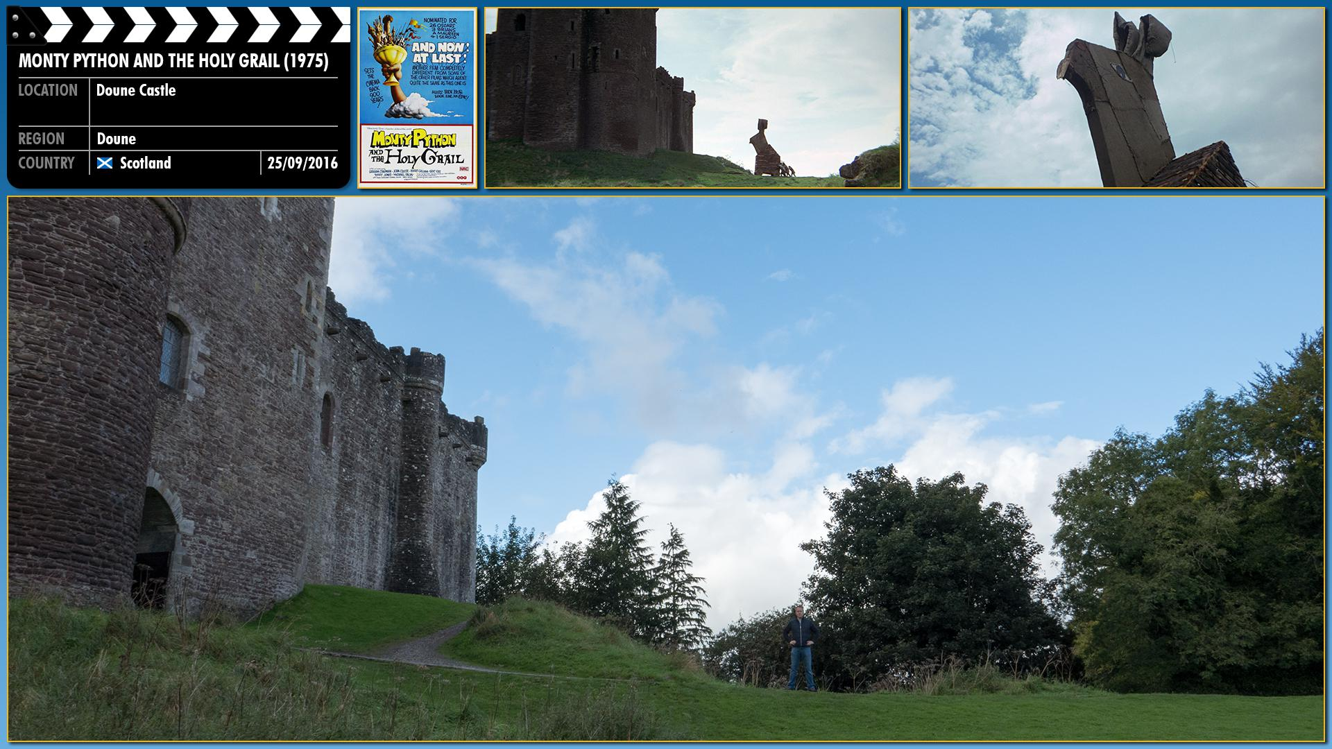 Filming location photo for Monty Python and the Holy Grail (1975) 3 of 7