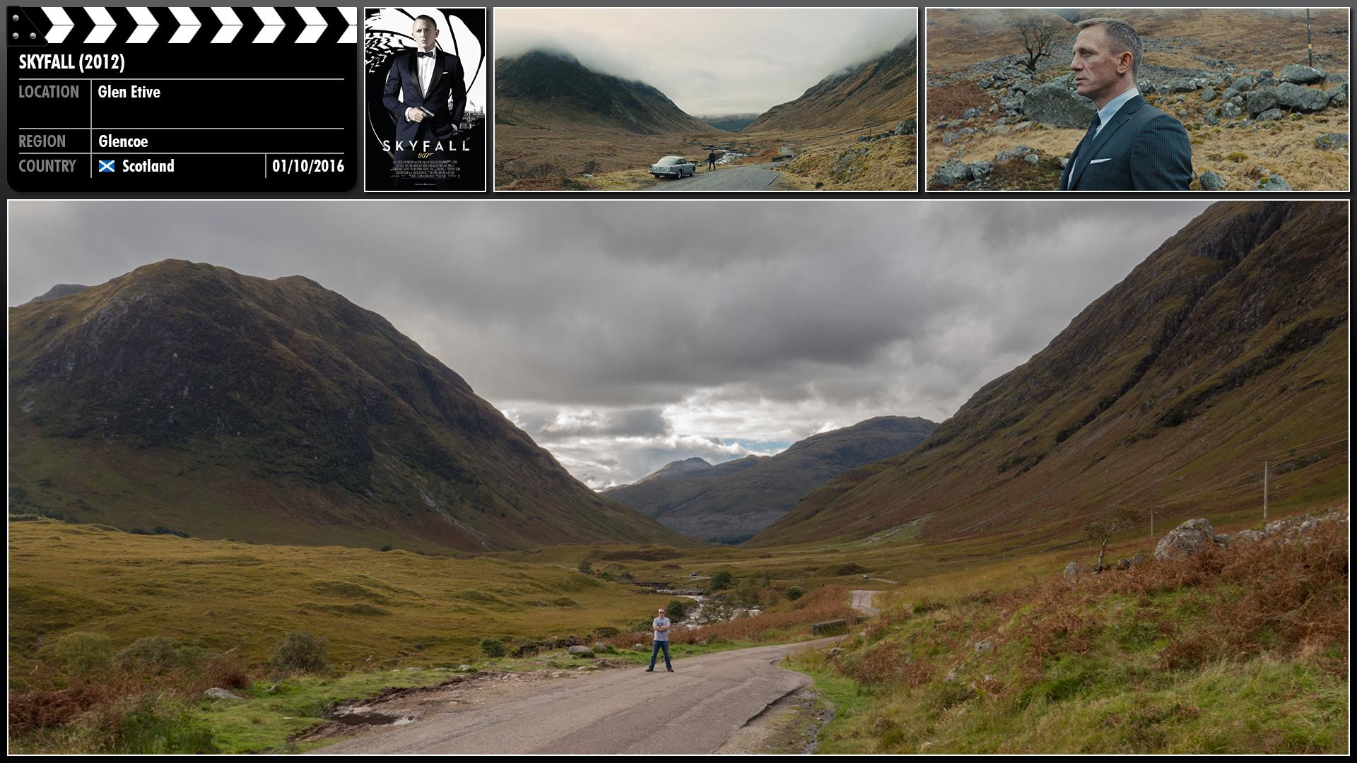 Filming location photo for Skyfall (2012) 2 of 3