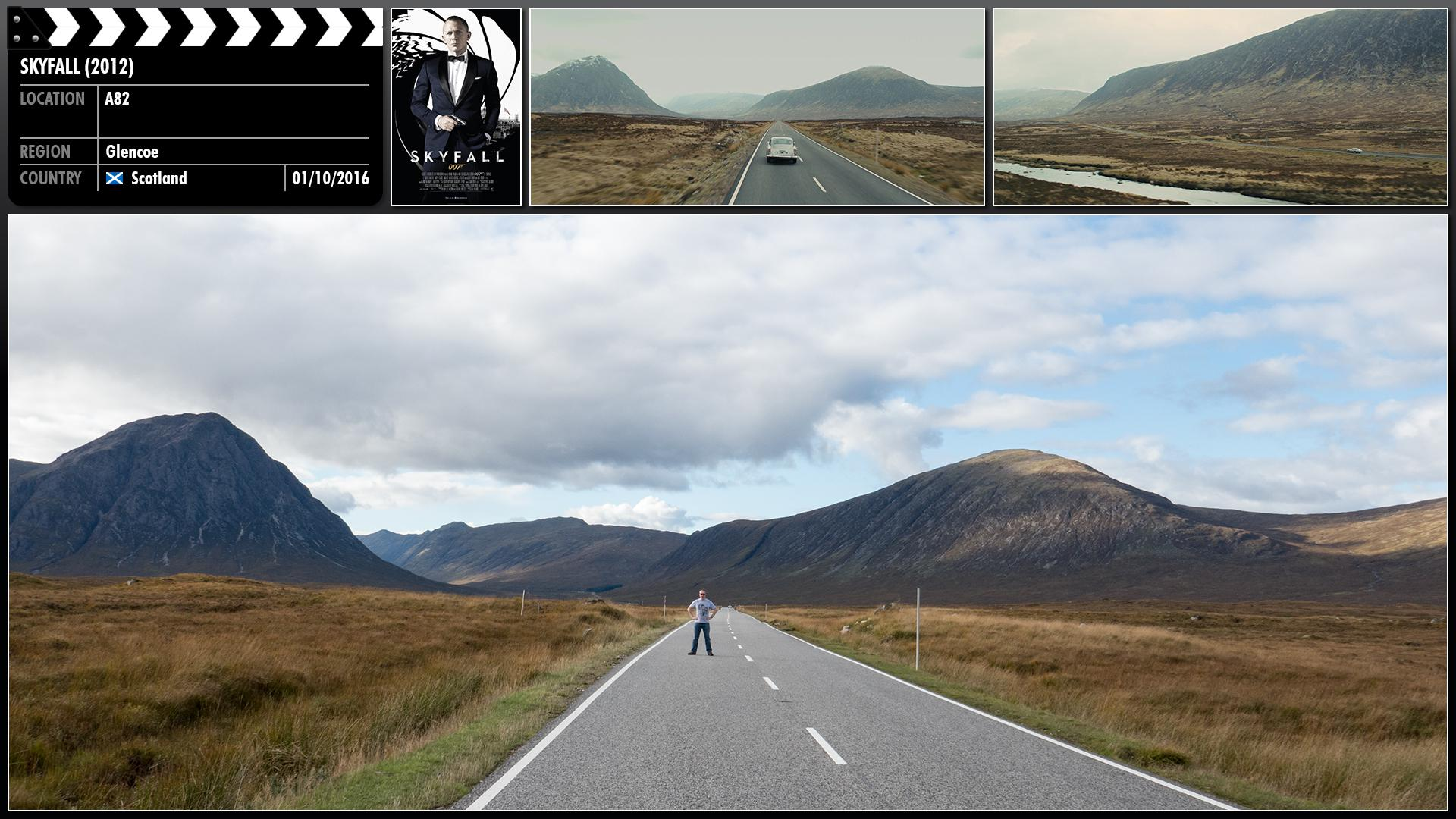 Filming location photo for Skyfall (2012) 3 of 3