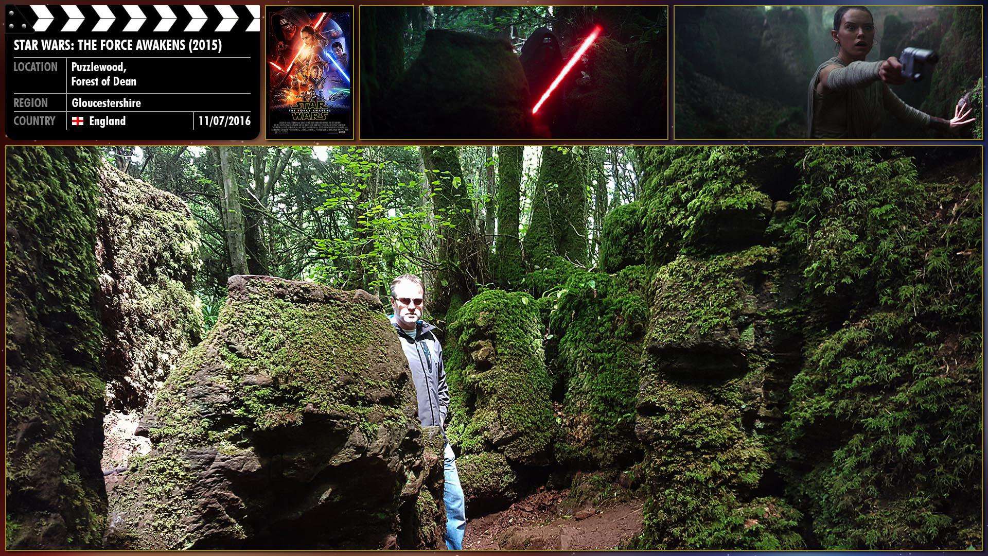 Filming location photo for Star Wars: The Force Awakens (2015) 4 of 17