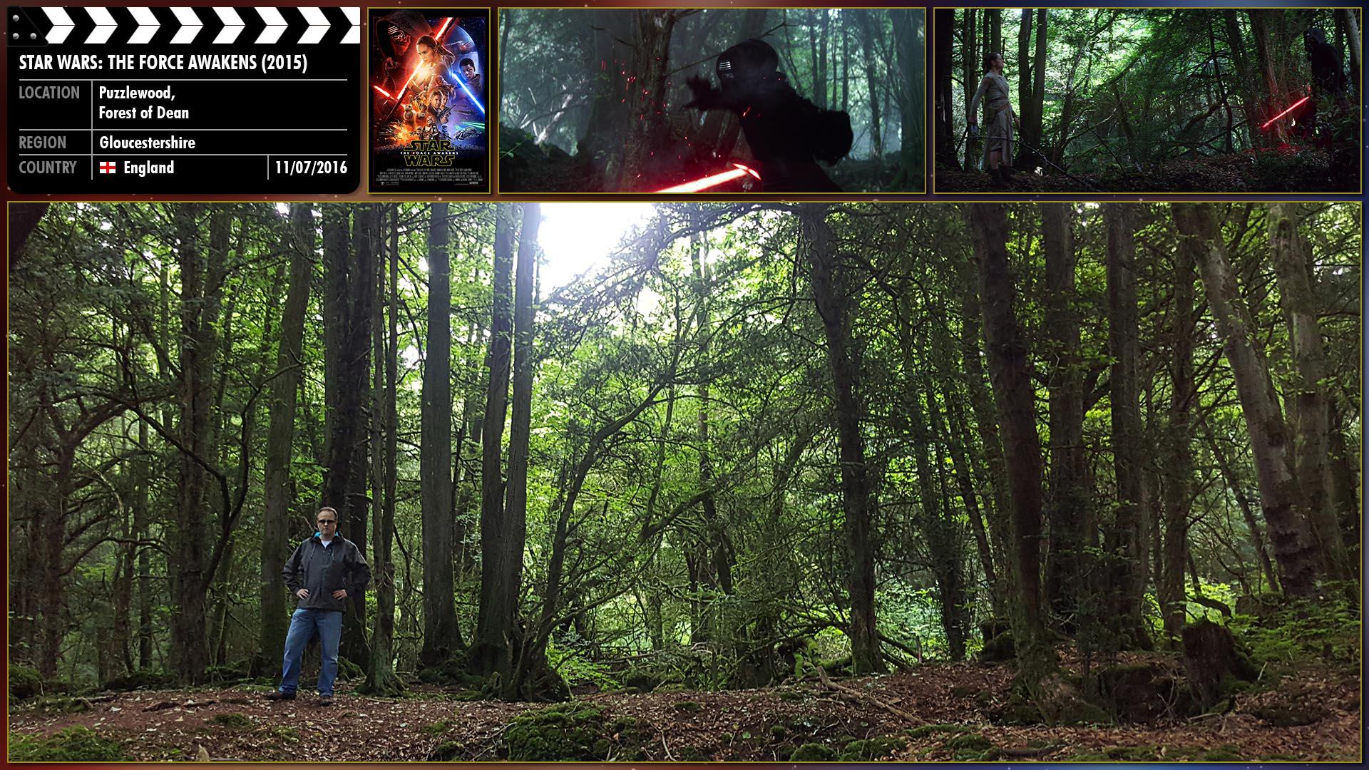 Filming location photo for Star Wars: The Force Awakens (2015) 5 of 17