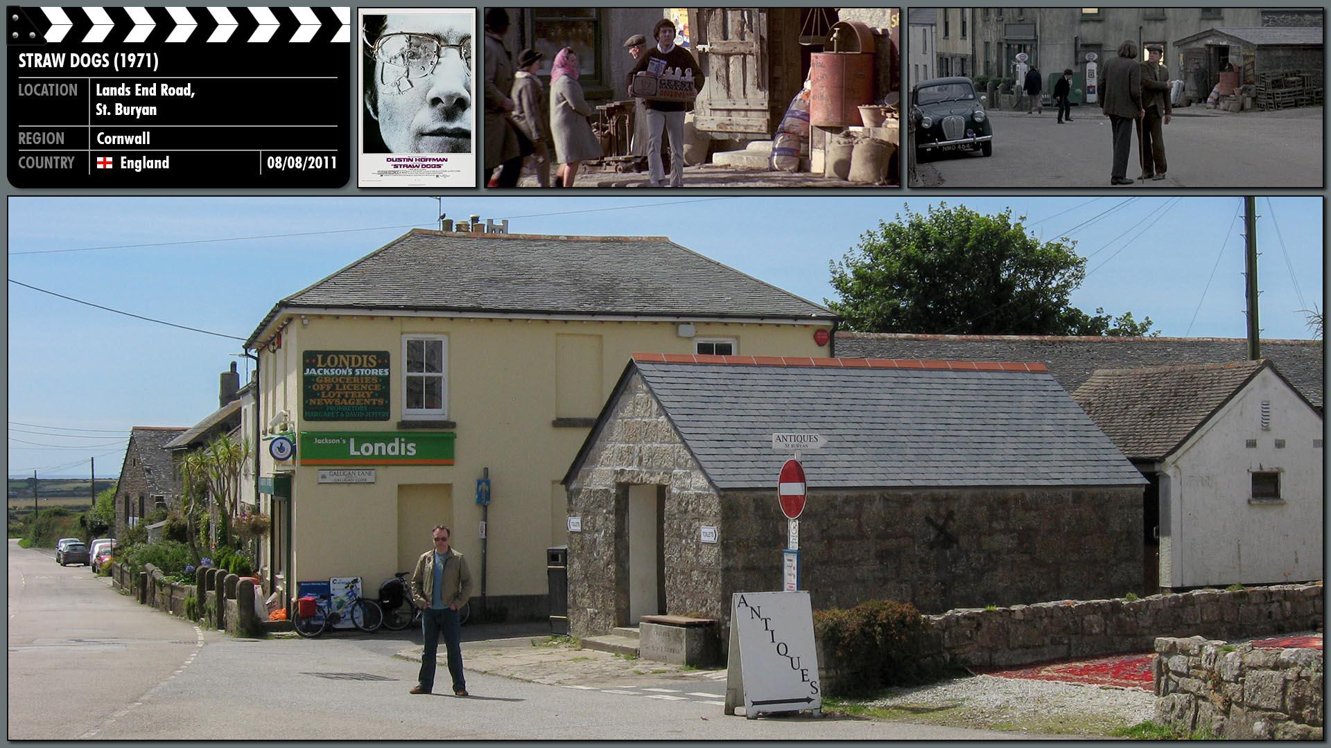 Filming location photo for Straw Dogs (1971) 3 of 9
