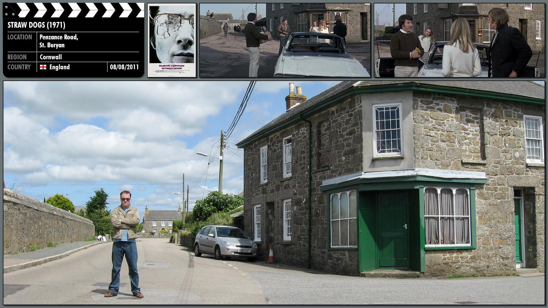 Filming location photo for Straw Dogs (1971) 4 of 9