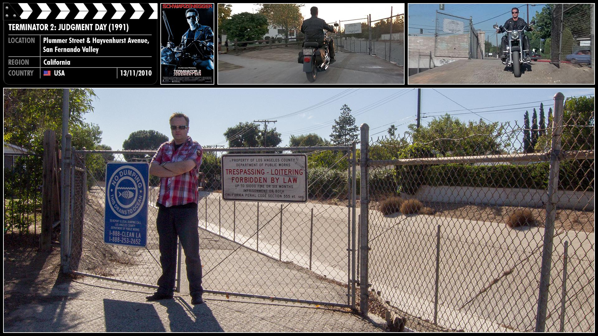 Filming location photo for Terminator 2: Judgment Day (1991) 1 of 2