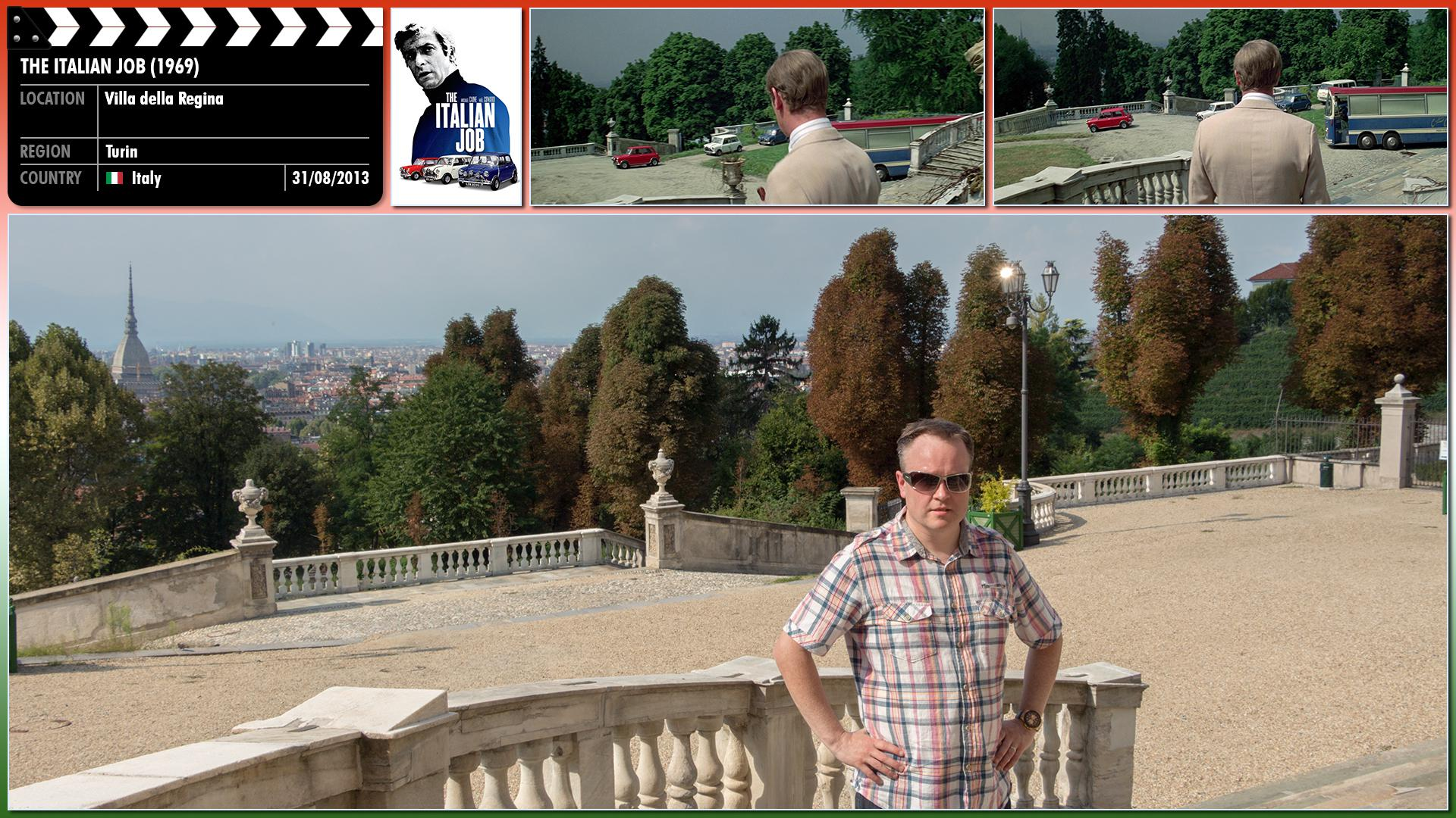 Filming location photo for The Italian Job (1969) 1 of 26