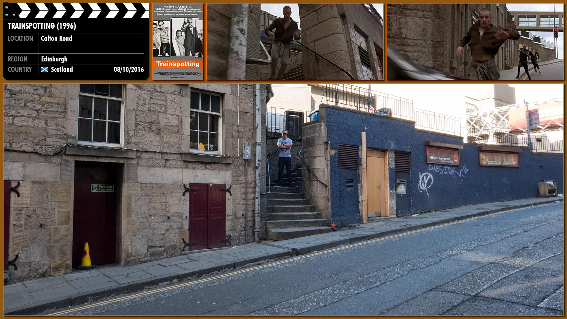 Filming location photo for Trainspotting (1996) 5 of 11