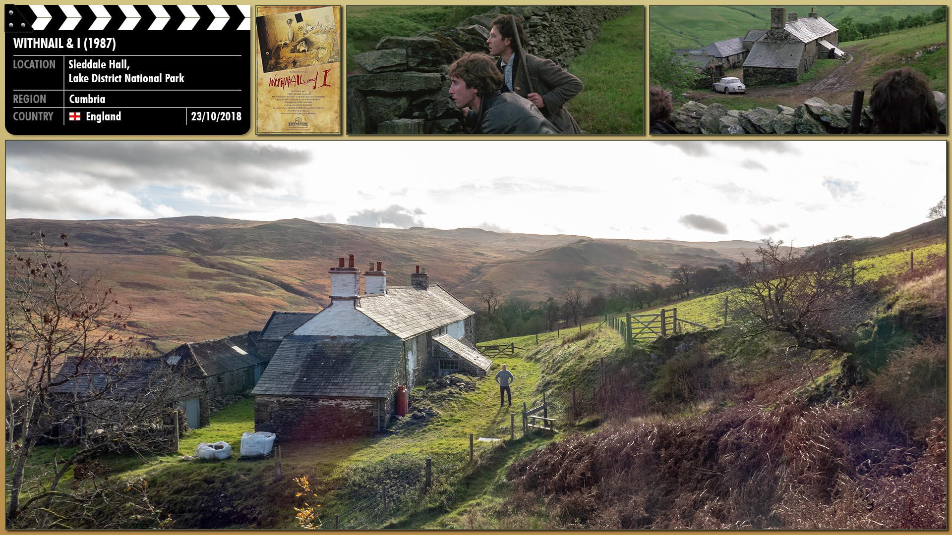 Filming location photo for Withnail & I (1987) 5 of 7