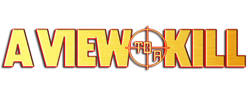 Logo for A View to a Kill (1985)