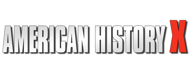 Logo for American History X (1998)