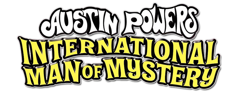 Logo for Austin Powers: International Man of Mystery (1997)
