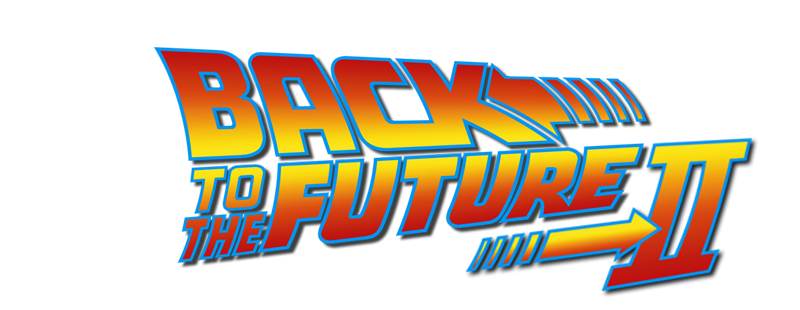 Logo for Back to the Future Part II (1989)