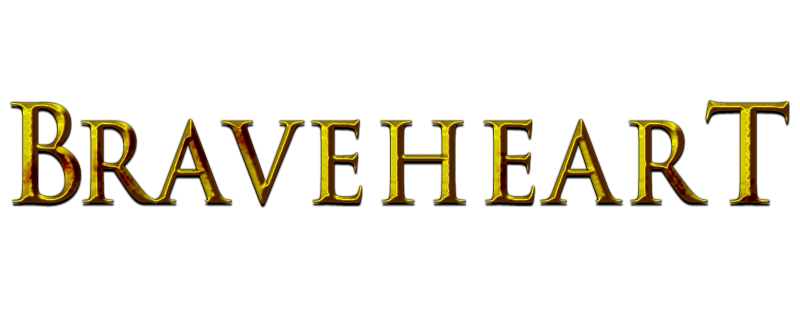 Logo for Braveheart (1995)