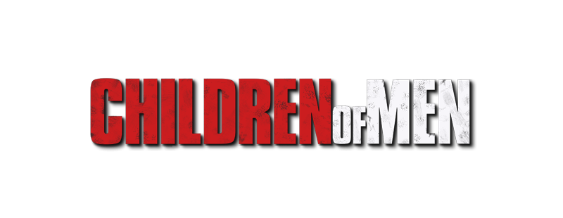 Logo for Children of Men (2006)