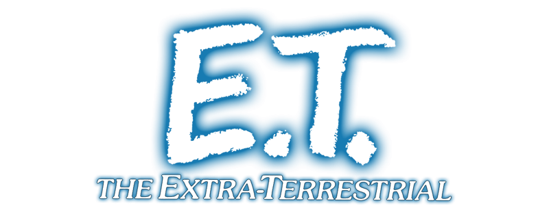 Logo for E.T. the Extra-Terrestrial (1982)
