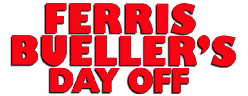 Logo for Ferris Bueller's Day Off (1986)