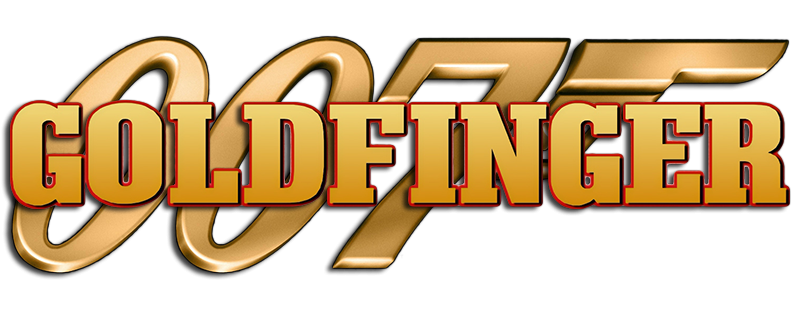 Logo for Goldfinger (1964)