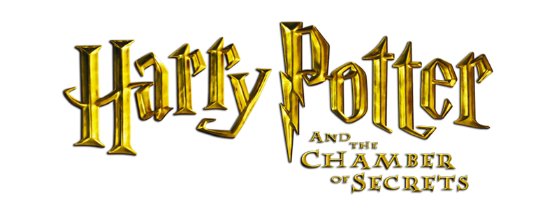 Logo for Harry Potter and the Chamber of Secrets (2002)