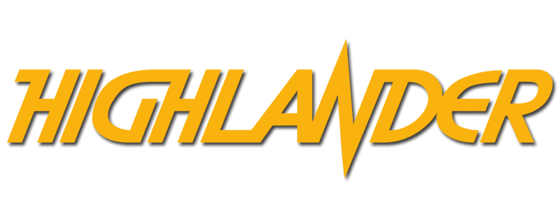 Logo for Highlander (1986)