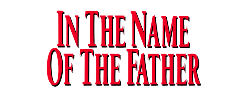 Logo for In the Name of the Father (1993)