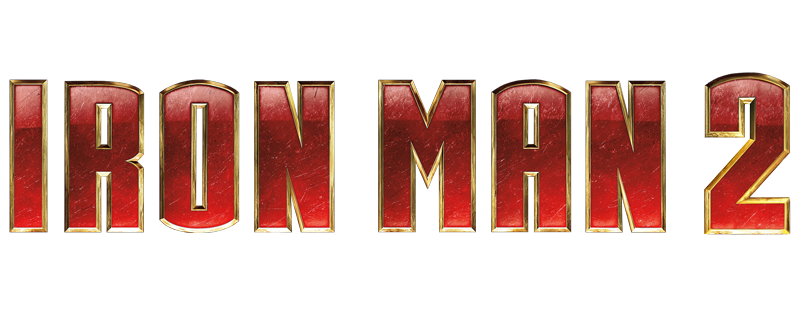 Logo for Iron Man 2 (2010)