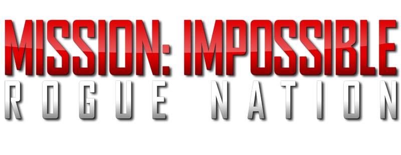 Logo for Mission: Impossible - Rogue Nation (2015)