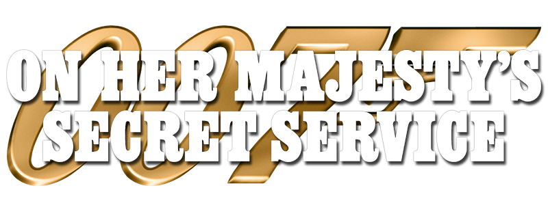 Logo for On Her Majesty's Secret Service (1969)