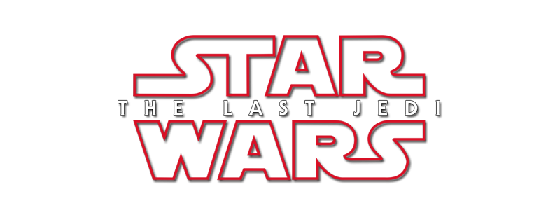 Logo for Star Wars: The Last Jedi (2017)