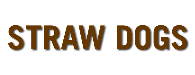 Logo for Straw Dogs (1971)